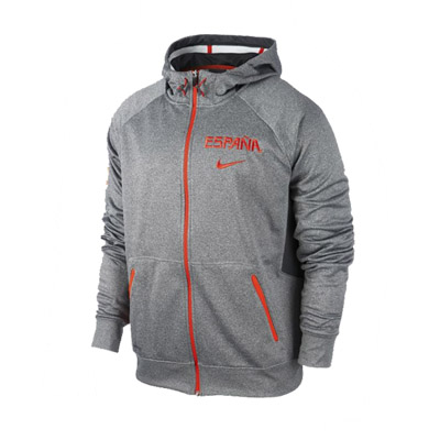 SPAIN PERFORMANCE FLEECE HOODY